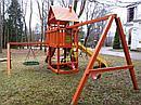 """Детские игровые площадки  """"Пиратский дом"""" (Дерево), фото 8"""