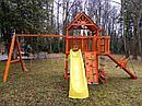 """Детские игровые площадки  """"Пиратский дом"""" (Дерево), фото 9"""