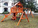 Детская площадка Пиратский дом (Дерево), фото 10