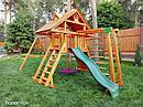 Детская площадка  Крепость Фани с рукоходом (Дерево), фото 3