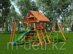 Детская площадка  Крепость Фани с рукоходом (Дерево)