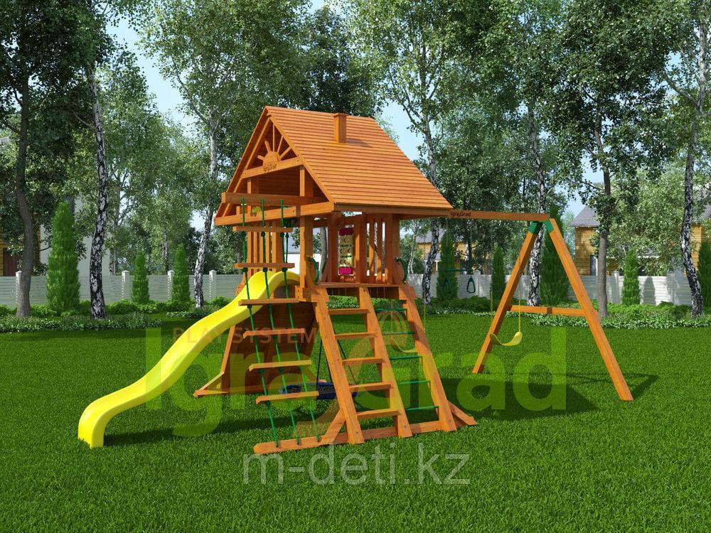 Детская площадка Крепость (Дерево)