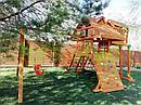 Детская площадка  Крепость Deluxe, фото 2