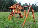 Детская площадка  Крепость Deluxe, фото 4