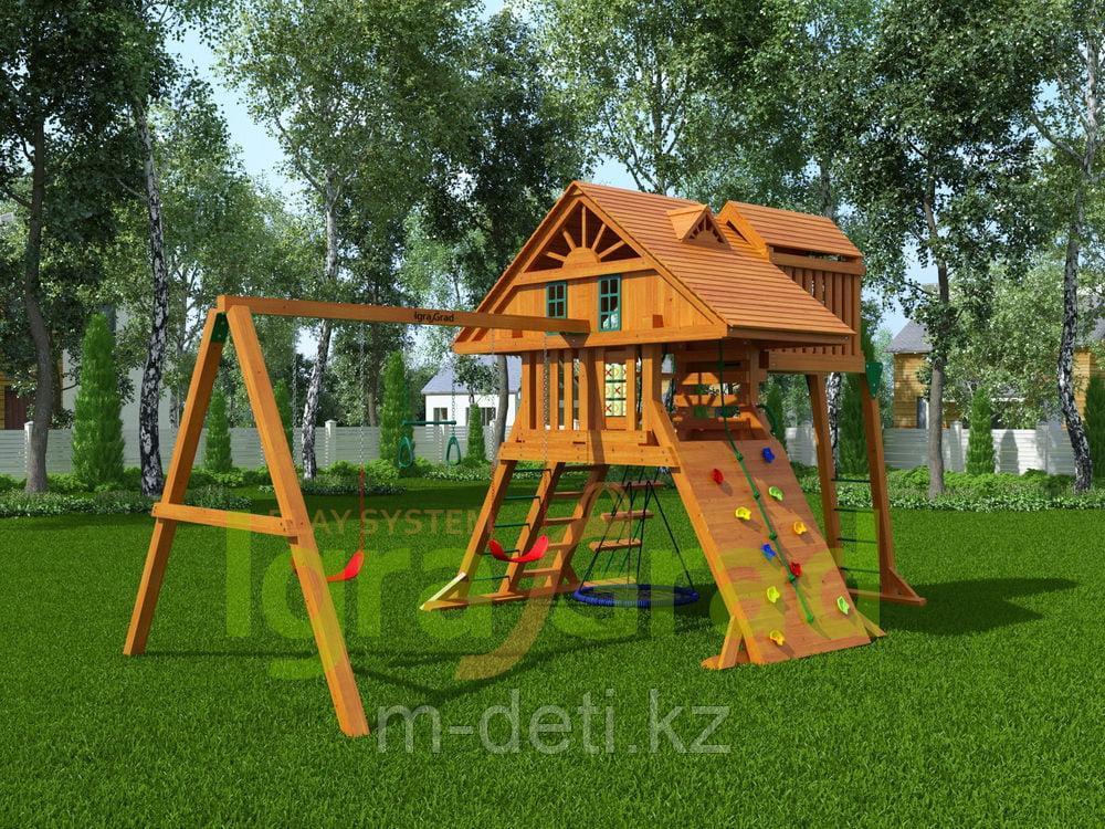 Детская площадка  Крепость Deluxe
