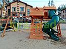 Детская площадка  Крепость   Deluxe 2, фото 2