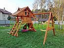 Детская площадка  Крепость   Deluxe 2, фото 5