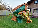 Детская площадка  Крепость   Deluxe 2, фото 6