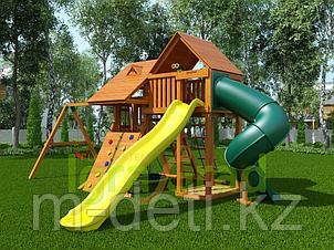Детская площадка Крепость Deluxe 3