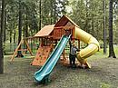 Детская площадка Крепость Deluxe 3, фото 8