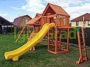 Детская площадка  Крепость Deluxe +, фото 3