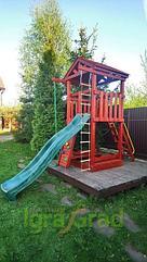Детская площадка   Панда Фани Tower скалодром
