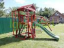 Детские игровые площадки   Панда Фани Fort с сеткой, фото 2