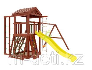 Детская площадка   Панда Фани Fort с сеткой
