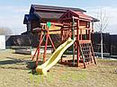 Детская площадка  Панда Фани Gride с рукоходом, фото 2