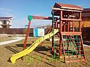 Детские игровые площадки   Панда Фани Gride с рукоходом, фото 2