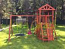 Детская площадка  Панда Фани Gride с рукоходом, фото 7