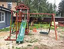 Детские игровые площадки   Панда Фани Gride с рукоходом, фото 9