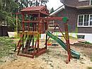 Детские игровые площадки   Панда Фани Gride с рукоходом, фото 10