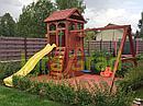 Детские площадки   Клубный домик, фото 5