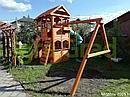 Детская площадка   Клубный домик 2 с трубой, фото 7