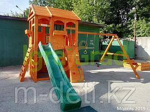 Детская площадка  Клубный домик 2