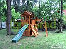 Детская площадка  Клубный домик 2 с рукоходом, фото 4