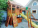 Детская площадка  Клубный домик 2 с рукоходом, фото 5