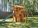 Детская площадка  Клубный домик 2 с рукоходом, фото 8