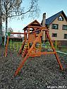 Детская площадка  Клубный домик 2 с рукоходом, фото 9