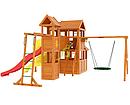 Детская площадка   Клубный домик Макси с трубой, фото 4