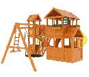 Детская площадка   Клубный домик Макси с трубой, фото 5