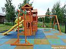 Детская площадка   Клубный домик Макси с трубой, фото 8
