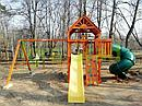 Детская площадка   Шато с трубой (Дерево), фото 2