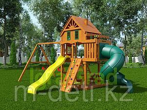 Детская площадка   Шато с трубой (Домик)