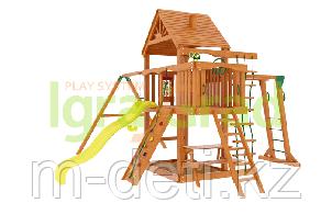 Детская площадка Навигатор (Дерево)