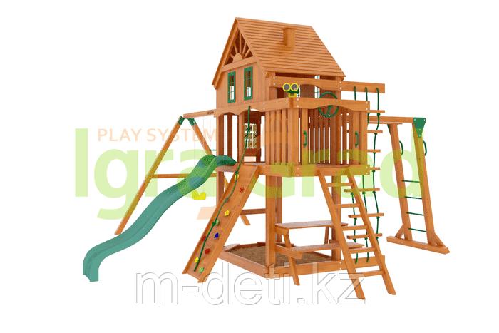 Детская площадка  Навигатор (Домик)
