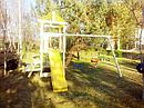 Детская площадка Крафтик со столиком и рукоходом, фото 4