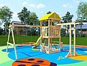 Детская площадка Крафтик со столиком и рукоходом, фото 7