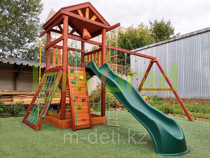 Детская площадка  Панда Фани Gride Color