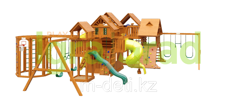 Детская площадка  Великан Deluxe