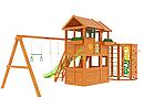 Детская площадка Клубный домик 2 с WorkOut, фото 3