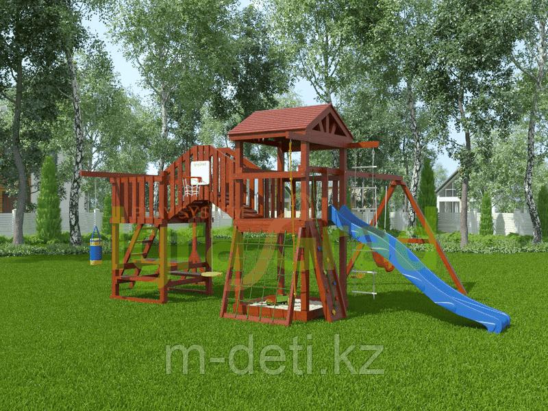 Детская площадка  Панда Фани Мостик