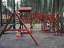 Детская площадка  Панда Фани Мостик, фото 6