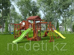 Детская площадка  Панда Фани Мостик 2