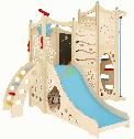 Игровой комплекс 8 с кроватью-чердаком, фото 4