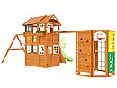 Детская площадка   Клубный домик 2 с WorkOut Luxe, фото 9
