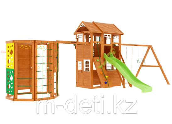 Клубный домик 2 с WorkOut Luxe