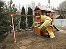 Детская площадка   Клубный домик 2 с трубой Luxe, фото 8