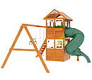 Детская площадка  Клубный домик с трубой Luxe, фото 9